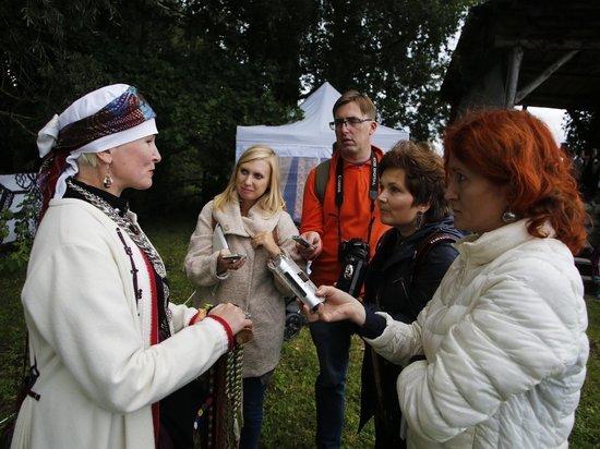 Межэтнические журналисты убедились, что в Псковской области «гараз» хорошо