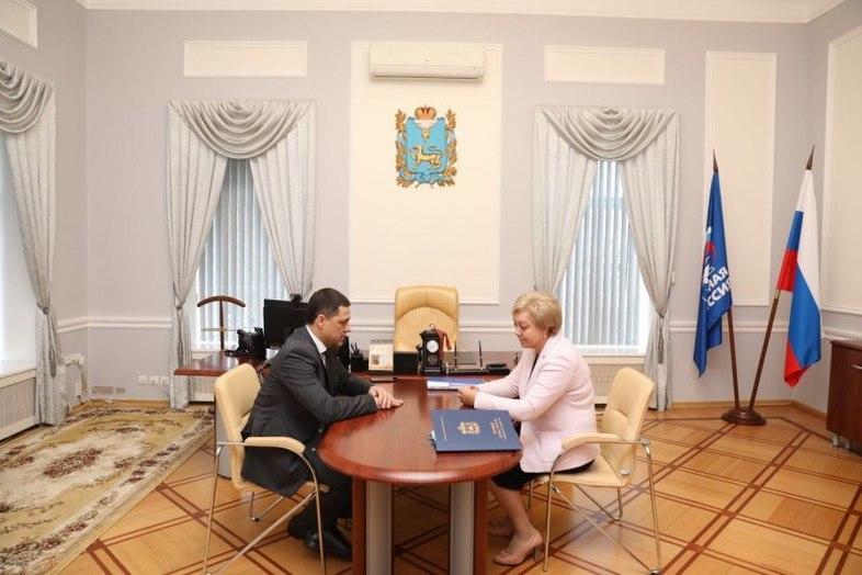 Врио руководителя Псковской области Ведерников установил задачу активнее замещать коммерческие кредиты бюджетными