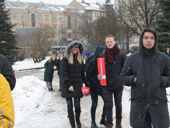 Митинги сторонников Навального стали для Пскова обыденностью