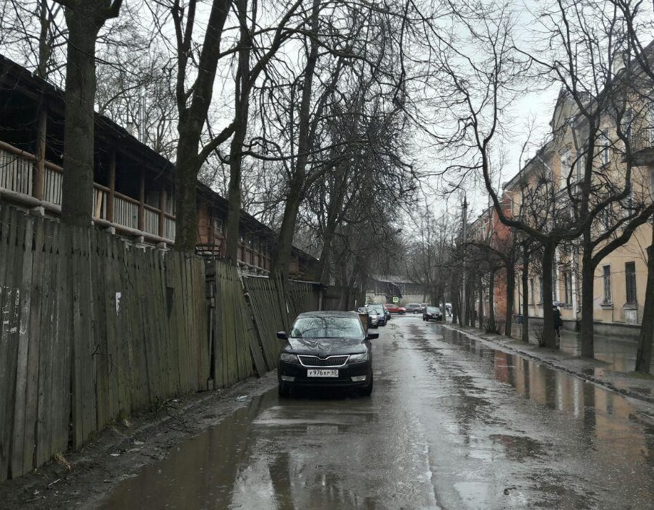 Еще 210 млн получит Псковская область наремонт ул.Свердлова