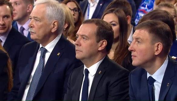Андрей Турчак избран секретарем генерального совета «Единой России»